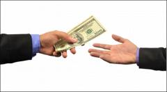 Money-tithing