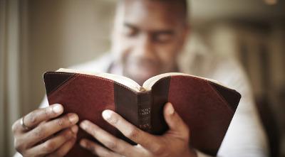 Pastor quiet time