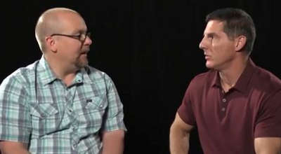 Brad Lomenick and Craig Groeschel
