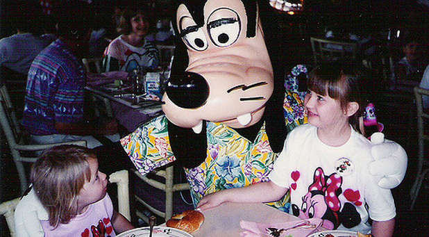 Like happy kids at Disney, we all need a little enthusiasm in our lives.