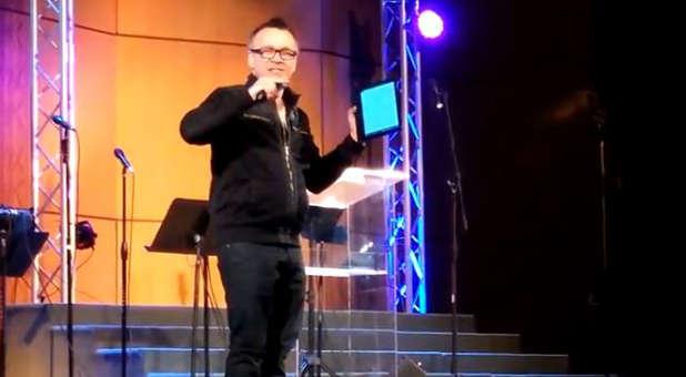Evangelist John Burton