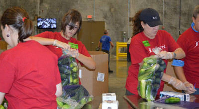 Harvest Food Bank