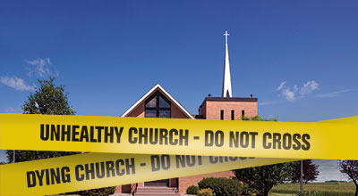 How can a dying church be resuscitated?