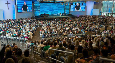Rick Warren church