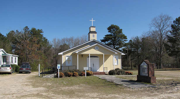 Denominational church
