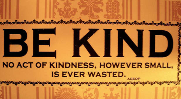 What acts of kindness are you performing in your ministry?