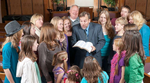11 Signs Your Church Youth Group Is Really Bad For Your