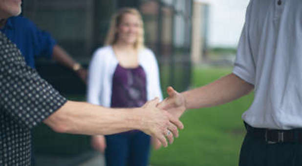 6 ways to welcome guests and leave a positive impression ministry church greeters m4hsunfo